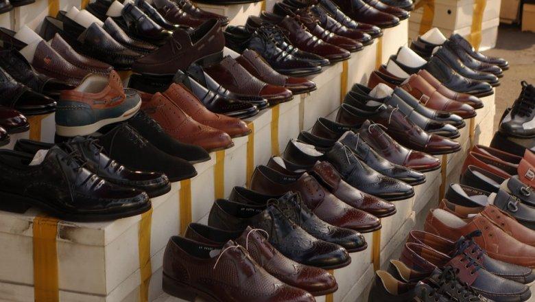 В России запретят продавать обувь без чипов