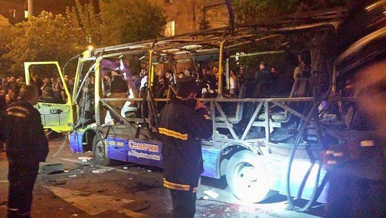 Раненные при взрыве вЕреване подростки прооперированы