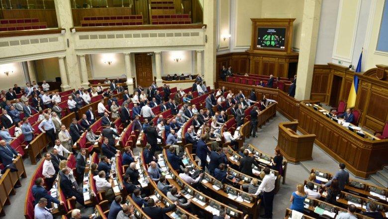 Верховная Рада приняла закон, усиливающий воздействие президента наКонституционный суд