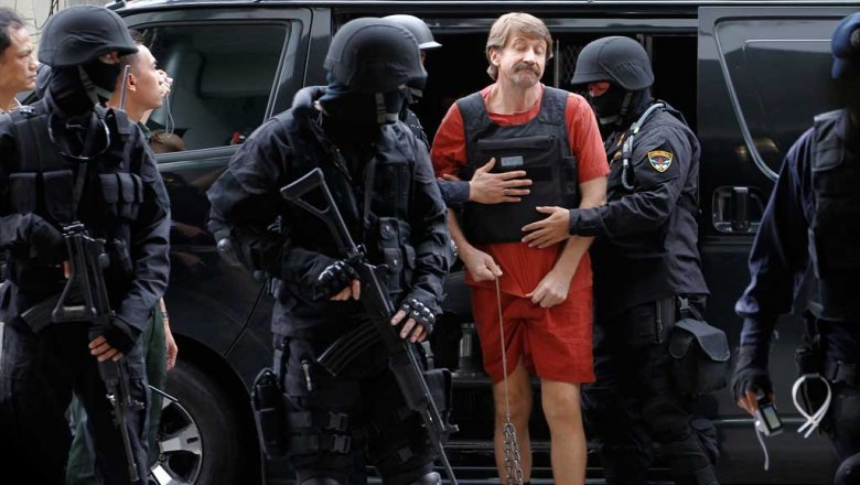 В столицеРФ взяли штурмом квартиру Виктора Бута