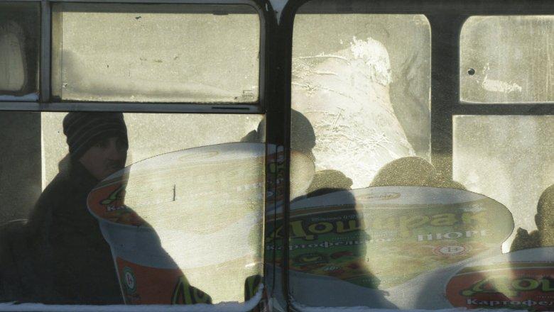 В столице России арестованы неменее 3 тыс. маршруток «воблаго» пассажиров