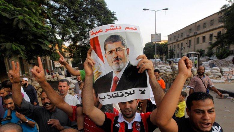 Бывшего президента Египта признали катарским шпионом