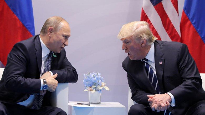 CNN возмутился «шутками» Трампа и Путина про «вмешательство России»