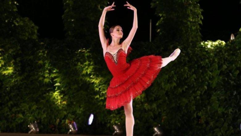 Балерина изКрасноярска стала 3-й напрестижном мировом конкурсе
