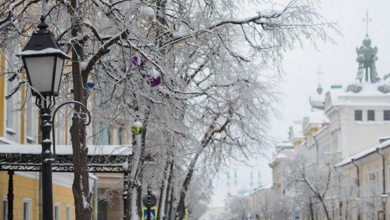 На текущей неделе ожидаются морозные дни— Погода вВоткинске