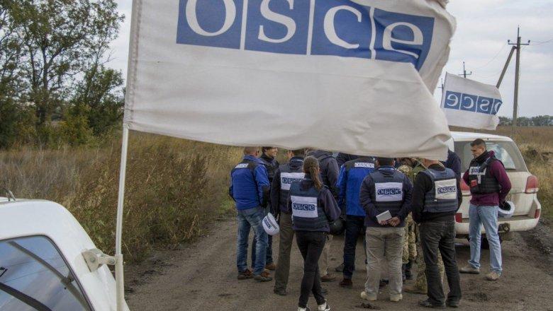 ОБСЕ зафиксировало рекордный уровень нарушений перемирия вДонбассе