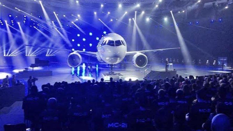 1-ый полет сверхнового самолета МС-21 назначен на февраль-март 2017г