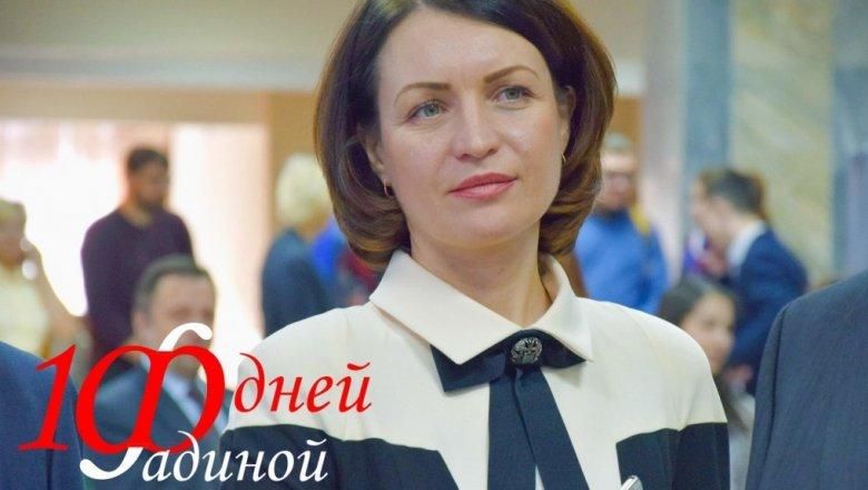 100 дней Оксаны Фадиной : всем запомнились дороги и кадры