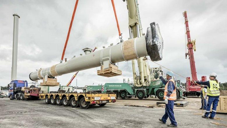 Bild: Германия готовится к санкциям против «Северного потока-2»
