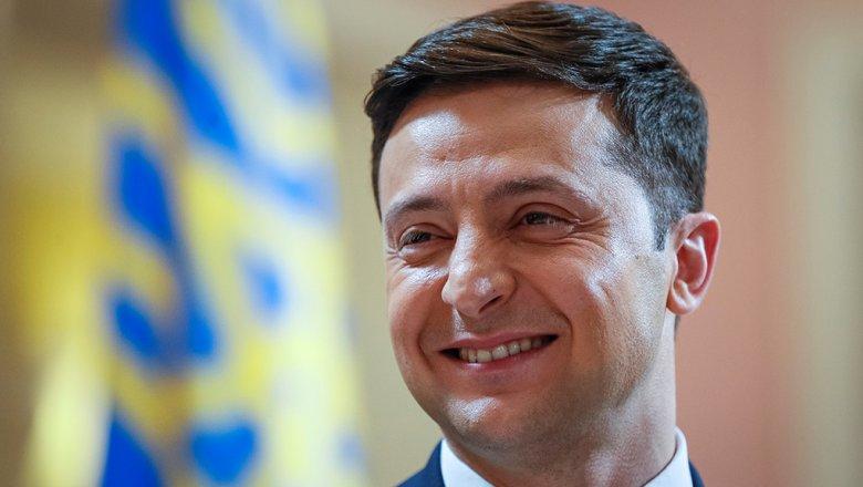 Зеленский хочет начать переговоры с Россией по Донбассу