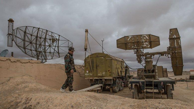 ПВО Сирии подбили израильский самолет