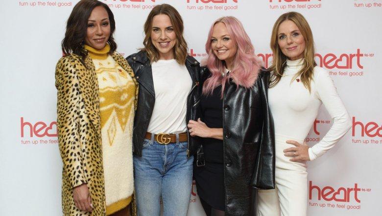 Назван гонорар Spice Girls затур по Великобритании