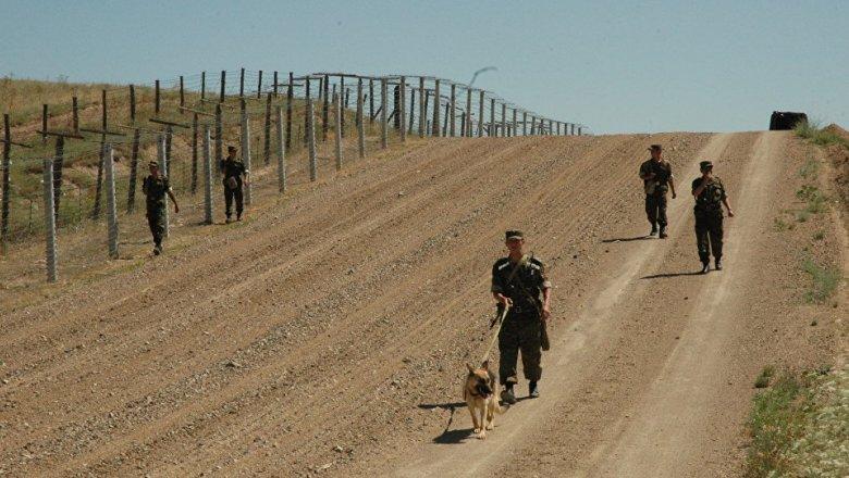 Режим государственной границы