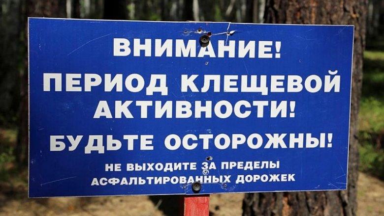 ВКрасноярском крае зарегистрировано уже 30 случаев присасывания клещей