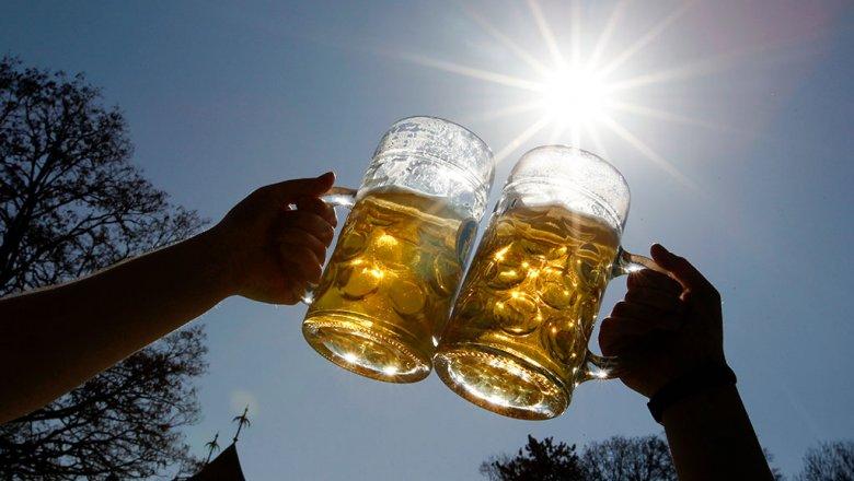 Экспорт пива из РФ вгосударство Украину растет вопреки эмбарго