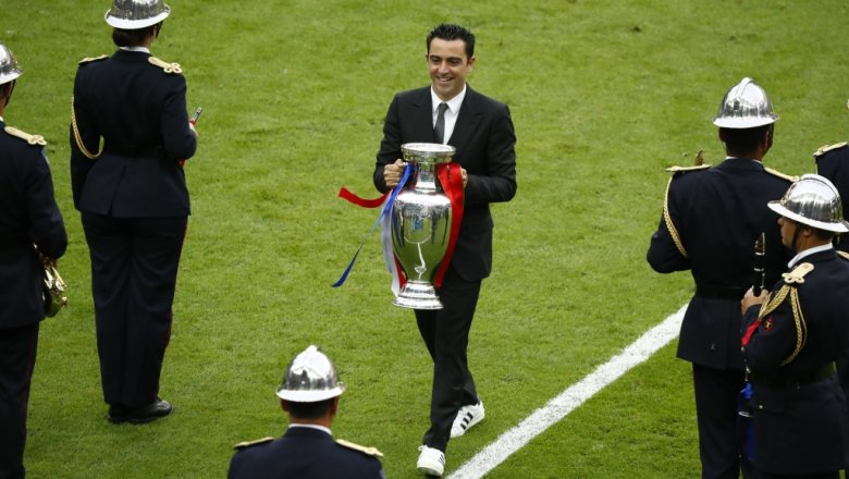 Хави отказался возглавить «Барселону Б»