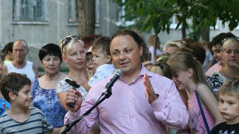 Мосгорсуд признал законным продление до30ноября ареста экс-мэру Владивостока Пушкареву
