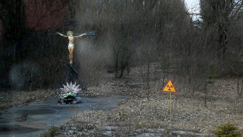 Украинские военные начали учения в зоне Чернобыльской АЭС