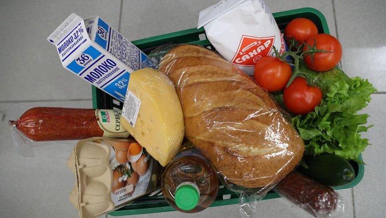 Минпромторг предложил поддержать нуждающихся россиян продуктами