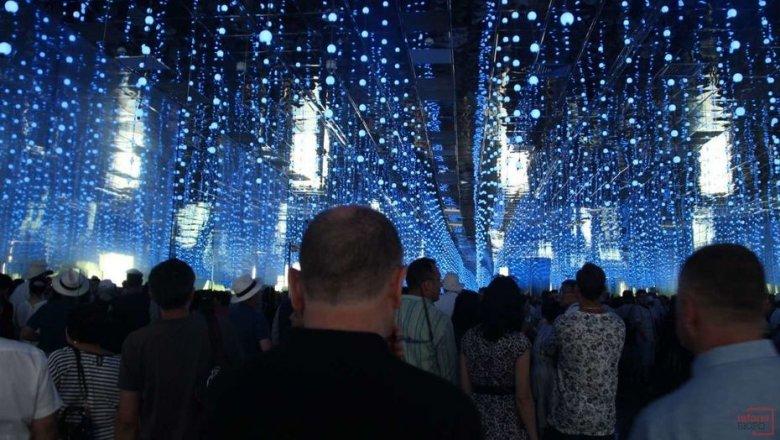 Русский павильон наЭКСПО-2017 вАстане посетили неменее 800 тыс. человек