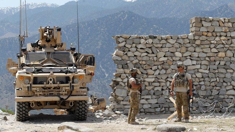 Командование США не нашло связи между атаками талибов и российской разведкой