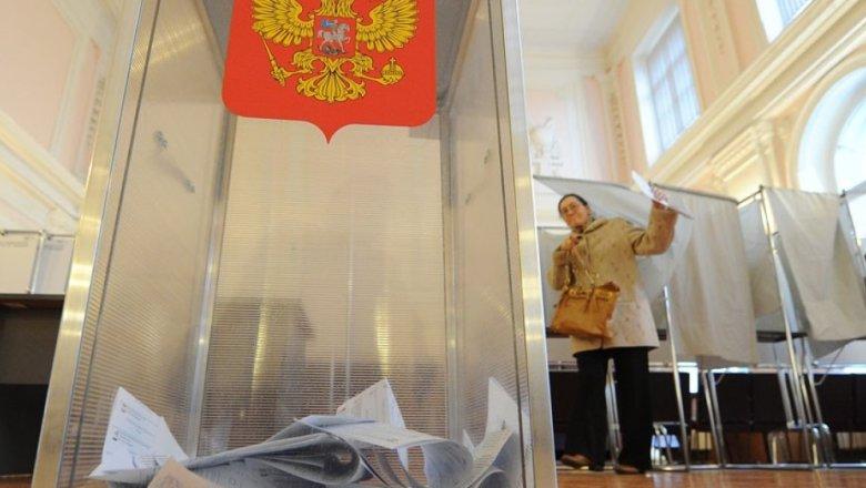 Вертолет сроссийским триколором пролетит над Хабаровском вдень выборов