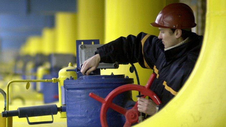 Транзит российского газа через Украину в этом году упал в пять раз