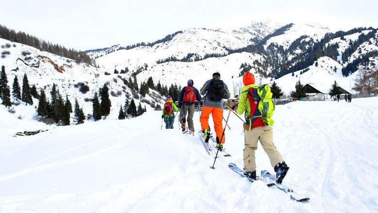 Чимган— впятерке известных горнолыжных курортов СНГ