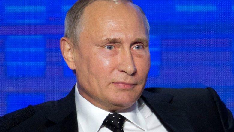 Песков пояснил плохой погодой перенос совещания сучастием Владимира Путина изЛипецкой области