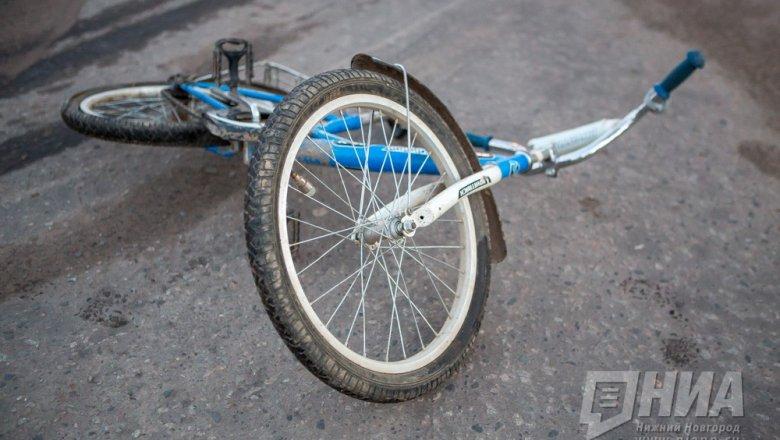 ВАрзамасском районе под колесами Мицубиши погибла школьница
