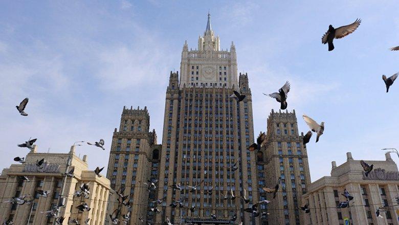 ВМИД прокомментировали отказ ввизе вСША артистам огромного театра