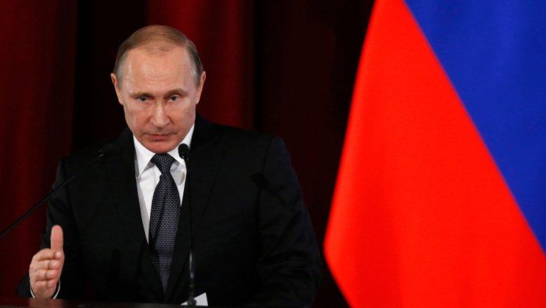 Путин заявил, что ударит пообъектам НАТО, которые угрожают России