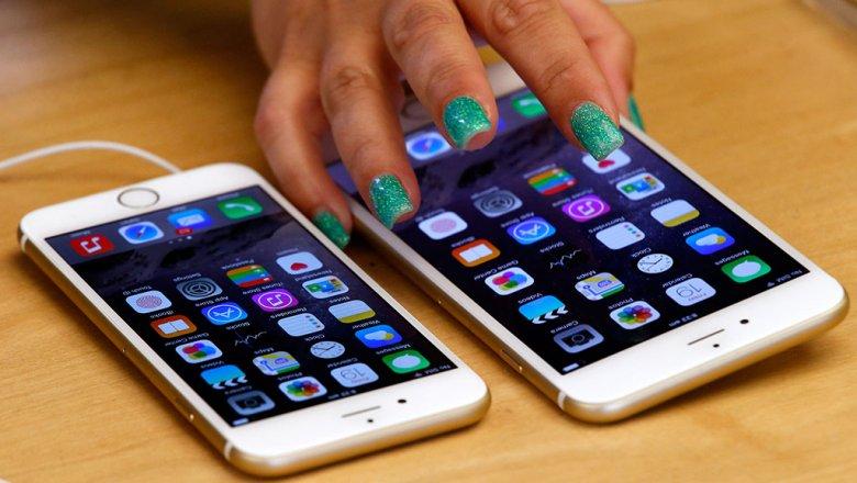 В Петербурге пришедший в магазин вор заменил iPhone 6s на мыло
