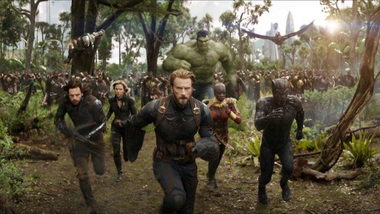 Новые «Мстители» собрали 1 млрд долларов врекордные сроки