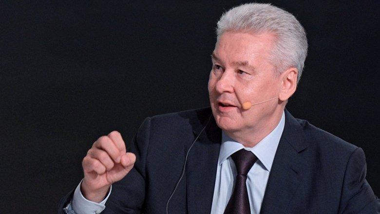 Собянин: переезд министерств в«Москва-Сити» пока неутвержден