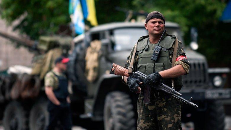 ДНР: ВСУ применили артиллерию иминометы при обстрелах вДонбассе