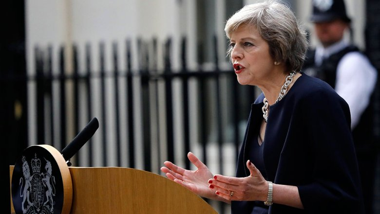 Times: Мэй объявит об отставке 24 мая на фоне разногласий с правительством по Brexit