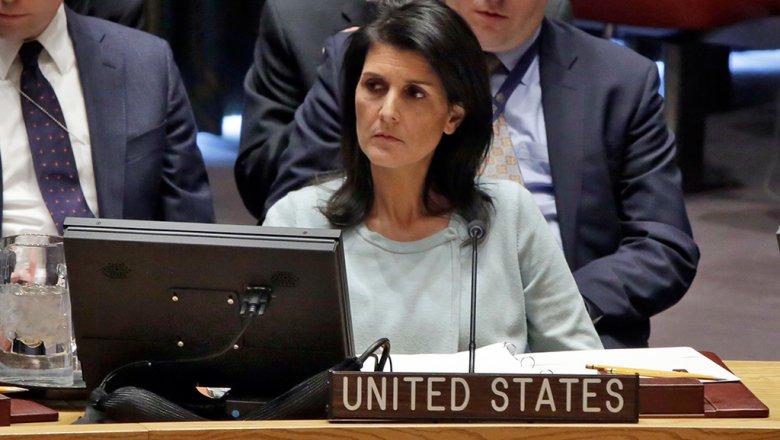 Постпред США при ООН Никки Хейли уходит вотставку