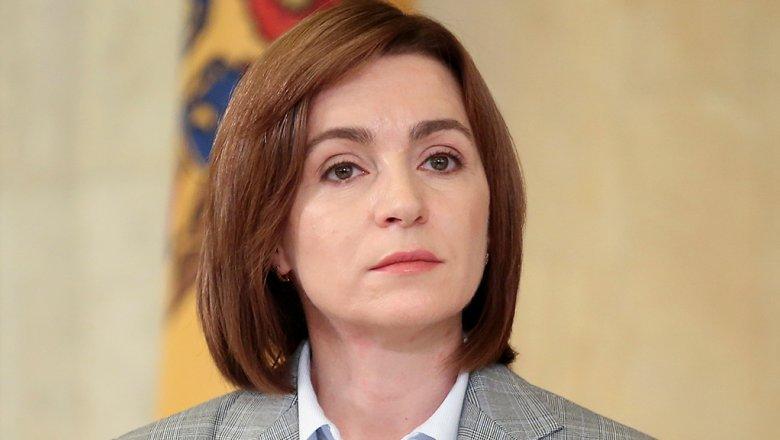 Санду потребовала вывести из Приднестровья российских военных
