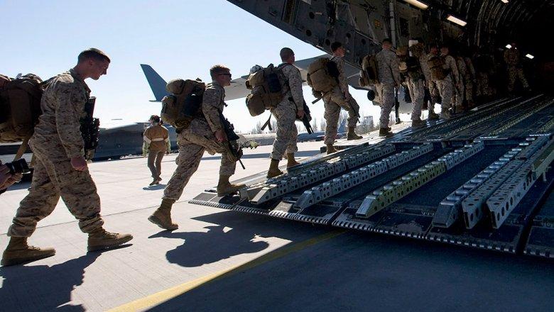 Авиация США нанесла удар поскладам террористов вИраке