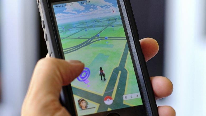 Игру Pokemon Goвыпустили на андроид иiOS
