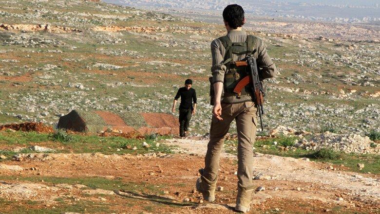 ВСирии умер американский военный