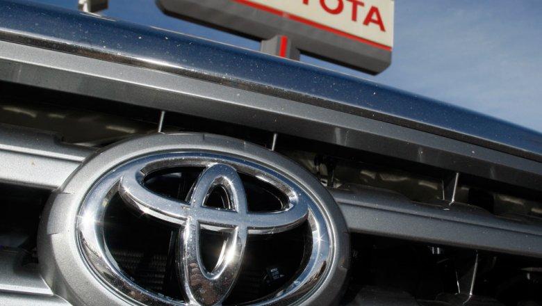 Toyota отзывает по всему миру 1,43 миллиона автомобилей