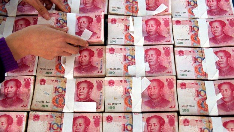 Юань расположен ввалютной корзине МВФ сразу вслед задолларом иевро