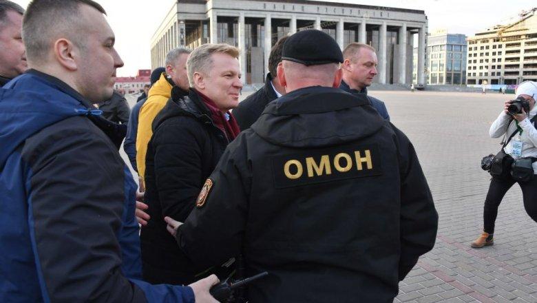 В Минске оппозиция Беларуси отмечает День воли (фото, видео)