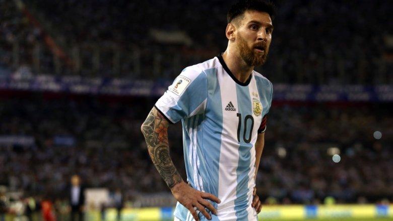 ФИФА рассмотрит апелляцию поМесси 4мая