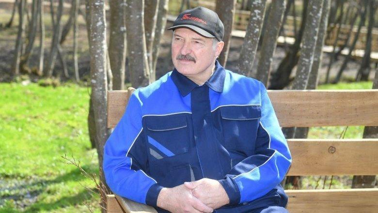 Лукашенко иДодон натракторах посеяли кукурузу под Кишиневом