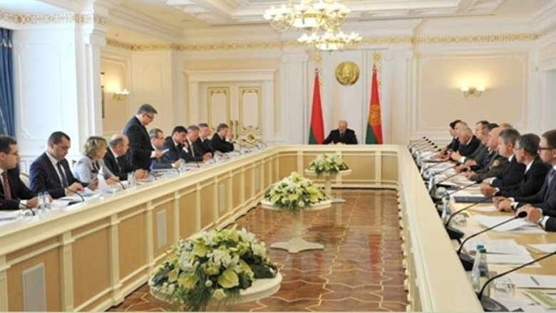 Кто-то где-то нетак будет себя вести ― недостаточно непокажется— Лукашенко