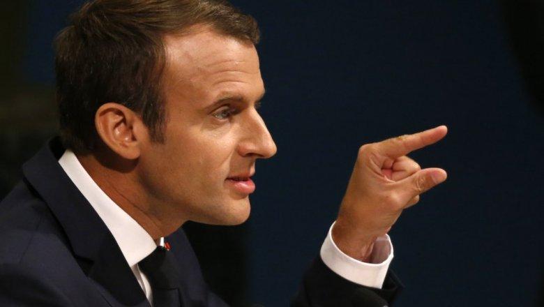 Макрон: Парижское соглашение поклимату небудет пересмотрено