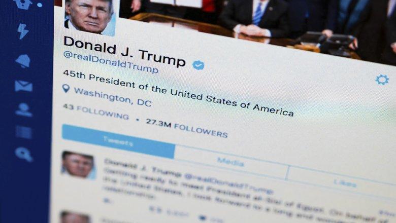 Большинство американцев не одобряют публикации Трампа в Twitter
